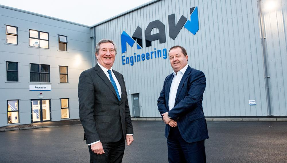 Co Antrim manufacturing firm MAW Engineering to create  46 jobs after £2.8m investment in new facility