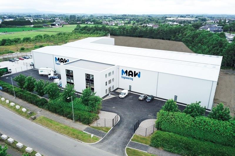 MAW joins Hiab network