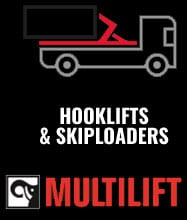 Hooklifts and skiploaders